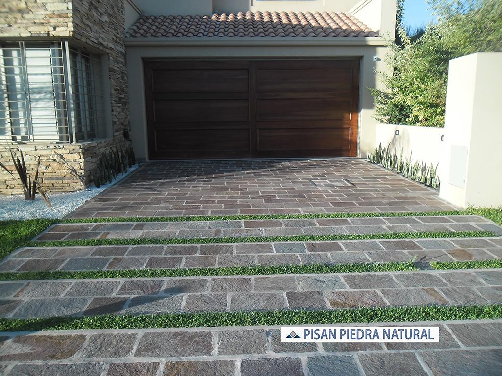 Pisan piedras naturales venta de piedras para for Piso exterior zulia