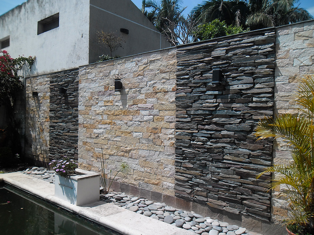 Pisan piedras naturales venta de piedras para for Piedras para patios exteriores